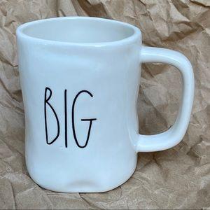 """Rae Dunn Mug Artisan Collection """"Big"""""""